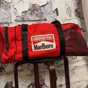 Marlboro adventure team duffel bag